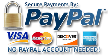 Paypal Payment Transparant