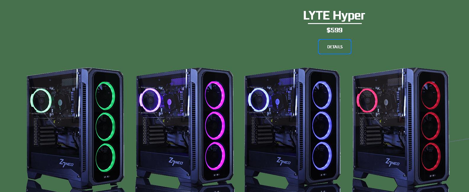 Homepage Hyper V3