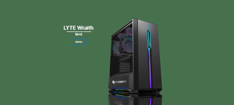 Homepage Wraith V3